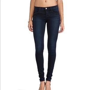 J Brand Mid Rise Skinny Jeans Atmosphere Wash